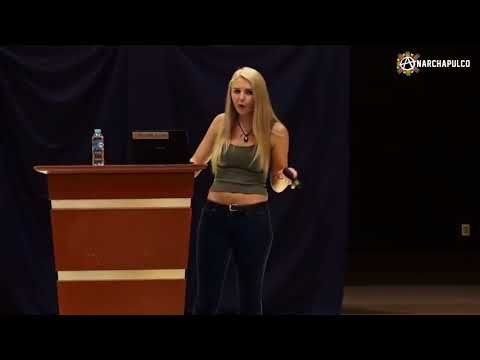 Lauren Southern  Great Speech At Anarchapulco 2017