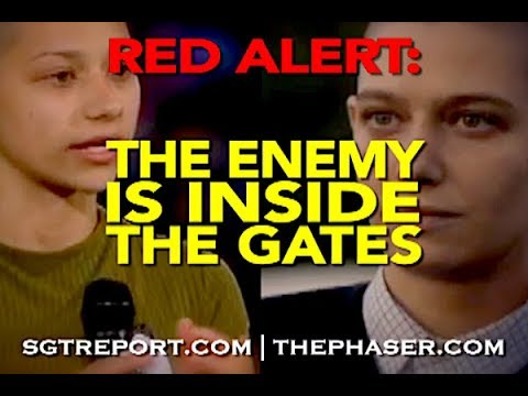 RED ALERT: THE ENEMY IS INSIDE THE GATES