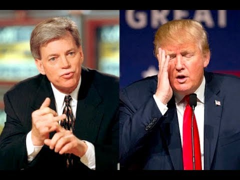 David Duke 'Trump is Playing 3D Chess'