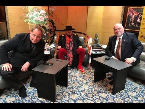 Benjamin Fulford Meets with Robert David Steele In Japan February 2018