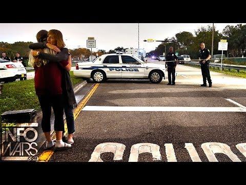 RED ALERT! Evidence Mounts Florida Attacks Is A Giant False Flag