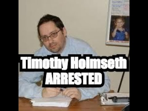 Timothy Holmseth Arrested, Connection Florida Shooting Broward County