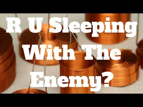 Are You Sleeping With The Enemy, Is your bed stealing your energy?