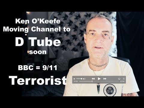 Youtube Shutting Ken O'Keefe Down?, Gun Control, 'BBC - Paying for Propaganda' Pt 2 of 2