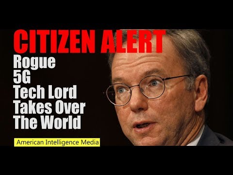Eric Schmidt Global Tech Lord