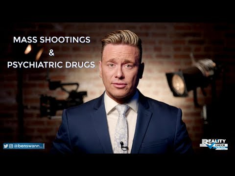 Reality Check: Mass Shootings & Psychiatric Drugs