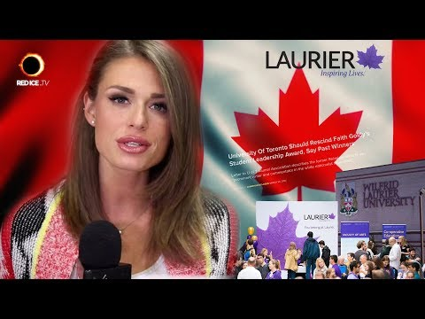 Faith Goldy's Anti-Immigration Speech Shut Down By Hysterical Neo-Marxist Mob