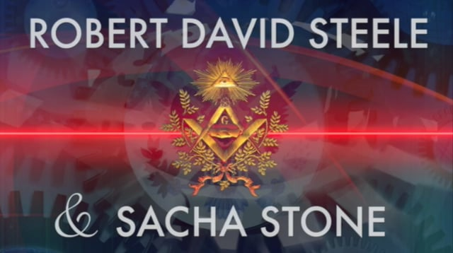 Sacha Stone & Robert David Steele in Conversation (Bali - Indonesia)