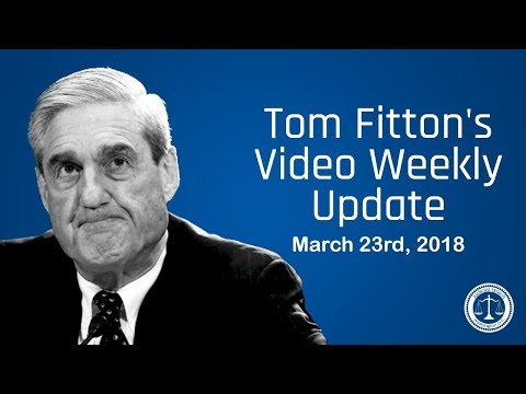 'Mueller Special Counsel has SERIOUS Ethical & Constitutional Issues' - JW President Tom Fitton