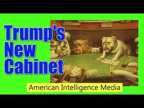 Trump's new cabinet