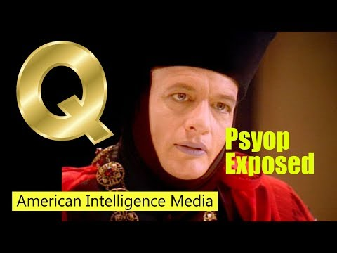 Q Exposed as Psyop