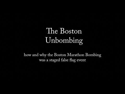 The Boston Unbombing (2016 documentary)