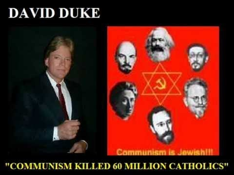 "Dr. David Duke ""Six Steps To Communist Slavery"""