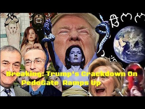 Breaking: Trump's Crackdown On PedoGate Ramps Up