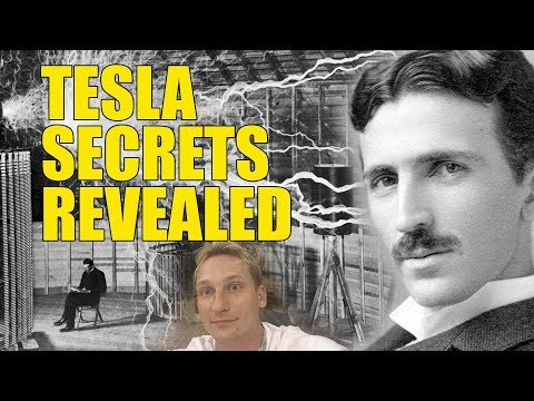 The Nikola Tesla Story They Do Not Want You To Know From Belgrade Serbia