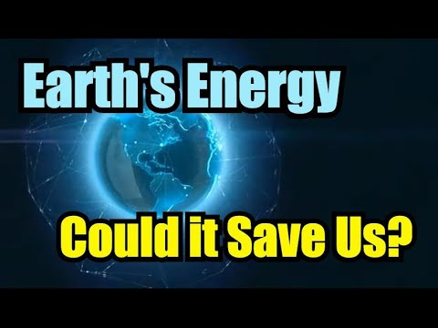 Earth's Energy Could Save the Human Race, BioGeometry with Dr. Karim