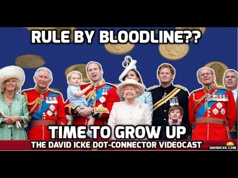 ROYAL WEDDING SPECIAL - Rule By Bloodline? Time To Grow Up - The David Icke Videocast