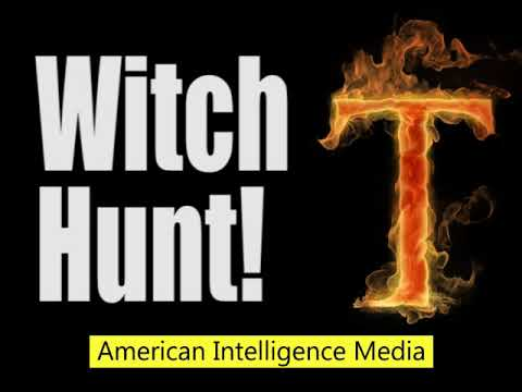 Witch Hunt in the Deep State