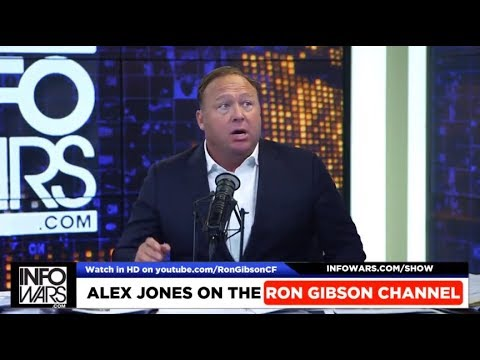 Alex Jones Shuts Down Anti-Zionist Caller Adam Green