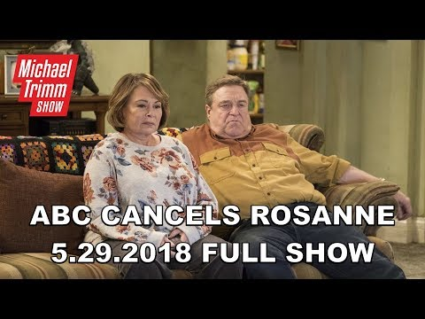 5.29.2018 Rosanne Cancelled, Tommy Robinson Jailed For Exposing UK Pedogate, Wikileaks Assange