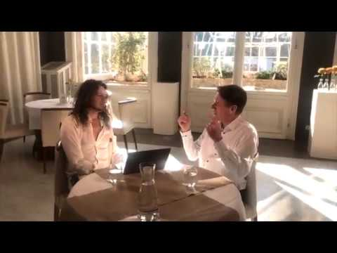 A conversation with ex illuminati insider Ronald Bernard and Sacha Stone