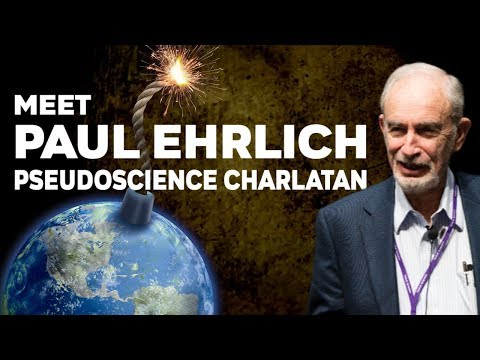 Meet Paul Ehrlich, Pseudoscience Charlatan