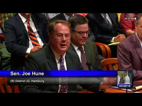 Michigan House Energy Policy Committee 5G Hearing May 29, 2018 - Part 1
