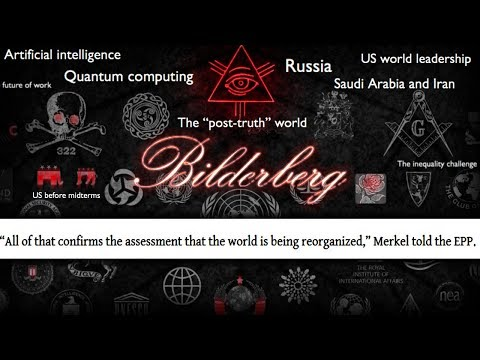 Something Unprecedented Is Happening at Bilderberg 2018