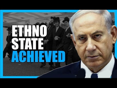 Israel Passes The Jewish Nation State Law | Jewish Only State Achieved