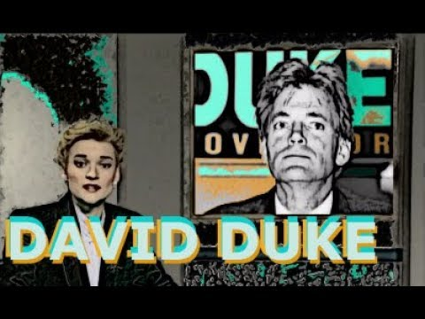 A Comfy Tangent With David Duke