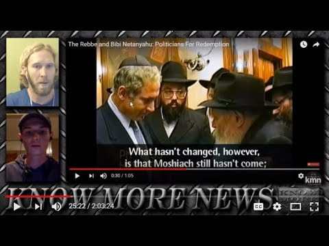 Kushner, Chabad, & Alex Jones EXPOSED w/ Matthew North