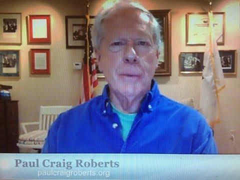 Paul Craig Roberts Interview Deep State Plot to Overthrow Trump