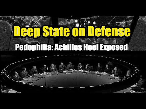 Pedophilia: Deep State Achilles Heel Exposed with Sacha Stone