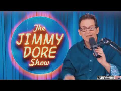 Jimmy Dore defends Ron Paul after people smear him for telling the truth about Syria