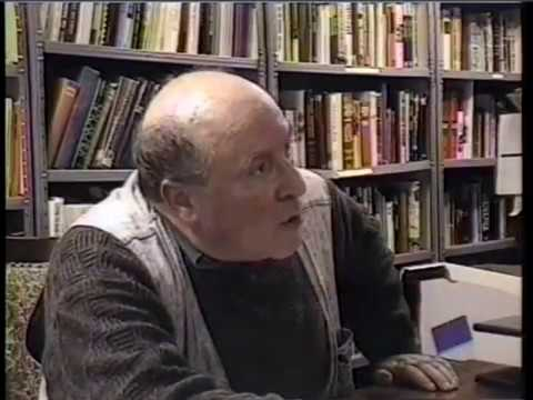 Ernst Zundel interviewed by black student