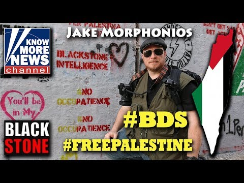 Jake Morphonios & Adam Green Discuss Palestine Trip