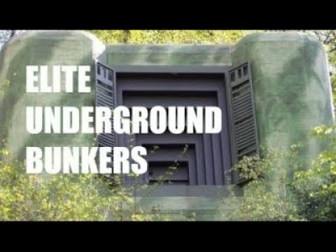 DWAVE 2018: Elites Have thier  Bunkers Built.