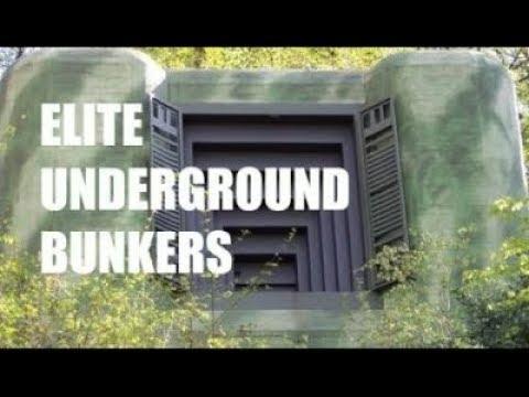 DWAVE 2018: Elites Have thier  Bunkers Built.