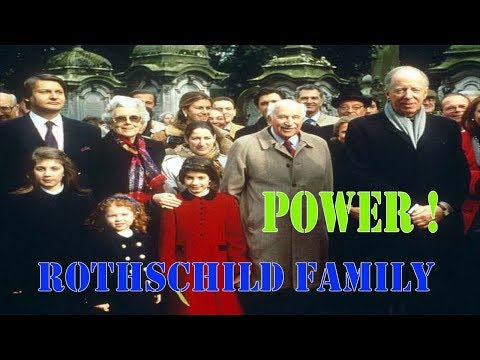 Robert David Steele - Who Is The Rothschild Family & How Much Power Do They Have?