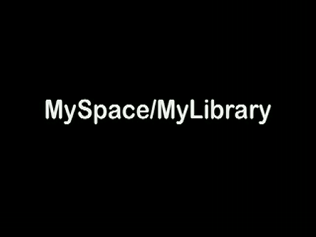 My space / my library