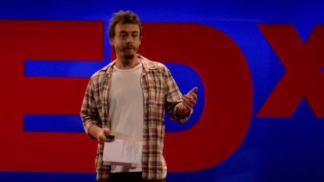 TEDxSP 2009 - Denis Russo Burgierman
