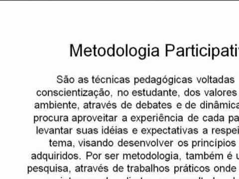 EDUCAÇÃO AMBIENTAL - COMO ENSINAR POR Ademar Mendes