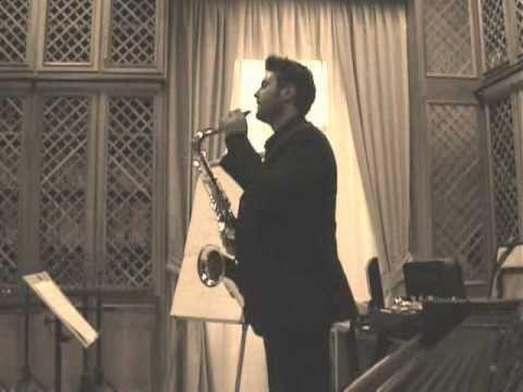 Claudio Gabriele L'ANIMATION DE L'AME Guerino Bellarosa tenor saxophone 2010