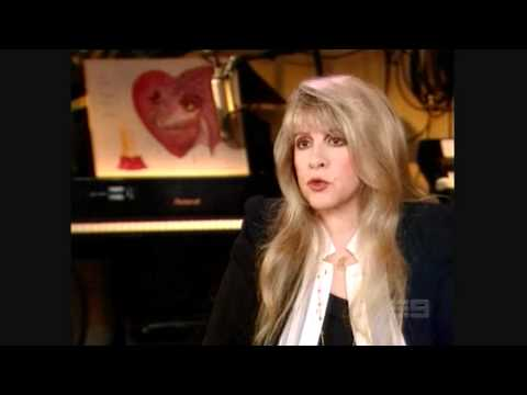 Fleetwood Mac interview PART 1. . .  Stevie Nicks Lindsey Buckingham Australian TV 2009