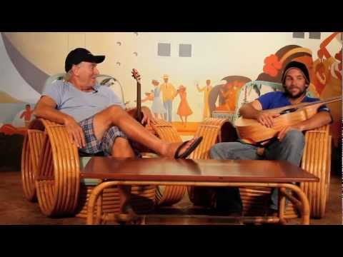 Jimmy Buffett & Mishka share stories and perform together