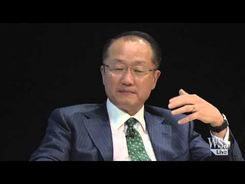 The Big Interview: Jim Yong Kim
