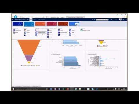 Comment gérer son entreprise de conseil avec Dynamics CRM + Office 365 + Power Bi