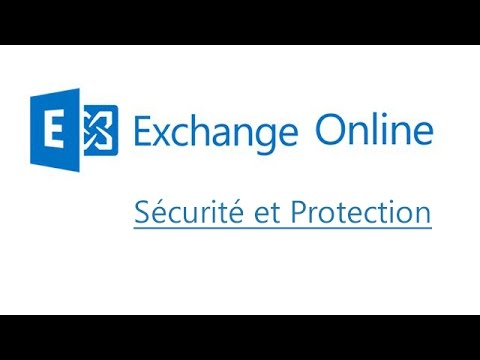 Securité et protection dans exchange online