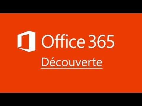 5 minutes pour découvrir office 365