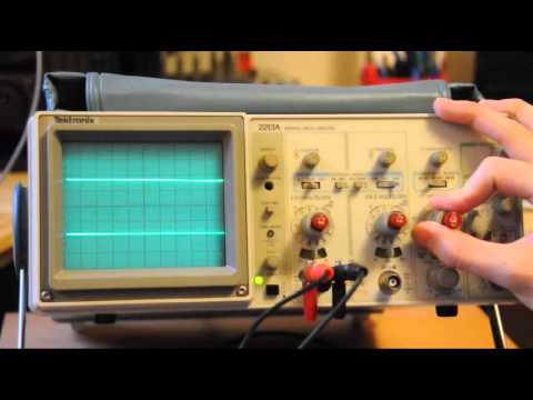 Intro To Oscilloscopes